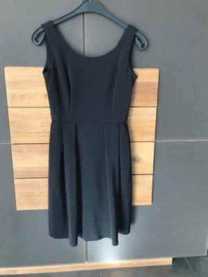 Hallhuber Kleid Cocktail schwarz Gr. 38