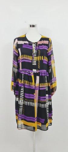 Hallhuber Kleid / Größe M / 70er Jahre Style