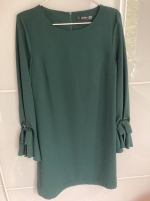 Hallhuber Kleid grün