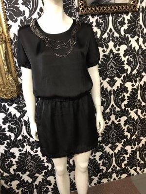 Hallhuber Kleid in Gr.34/36 in schwarz .
