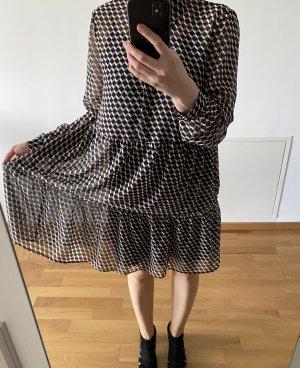 Hallhuber Kleid in Grafikprint