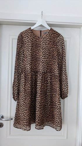 Hallhuber Kleid in Leoprint