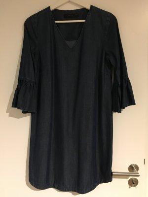 Hallhuber Kleid mit Volants