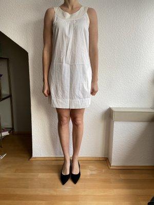 Hallhuber Kleid weiß Gr 34