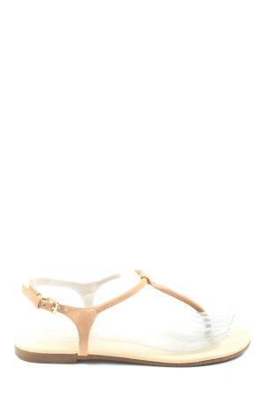 Hallhuber Komfort-Sandalen nude Casual-Look