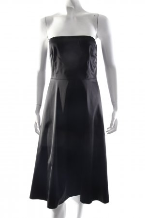 Hallhuber Bodice Dress Black