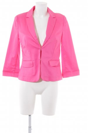 Hallhuber Kurz-Blazer pink Casual-Look