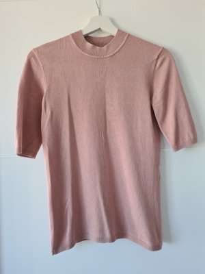 HALLHUBER Kurzarm-Pullover, Gr.XS, rosa, T-Shirt