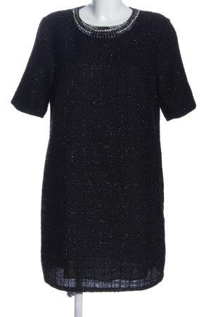 Hallhuber Kurzarmkleid schwarz Elegant