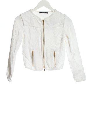 Hallhuber Short Jacket white casual look