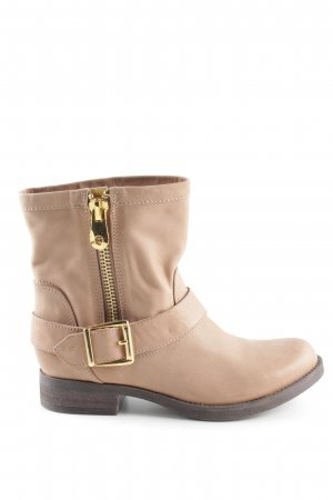Hallhuber Short Boots nude casual look