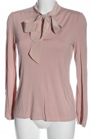 Hallhuber Long Sleeve Blouse pink casual look