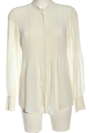 Hallhuber Camicetta a maniche lunghe bianco stile casual
