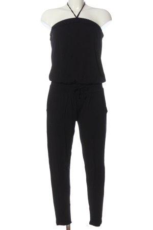 Hallhuber Langer Jumpsuit black elegant