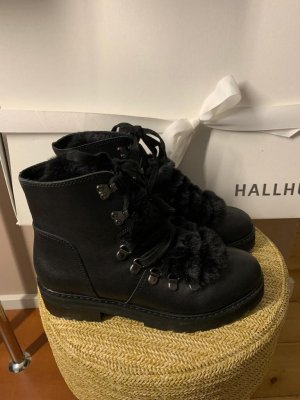 Hallhuber Sztyblety czarny