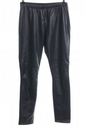 Hallhuber Leggings schwarz Casual-Look