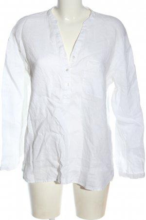 Hallhuber Linen Blouse white casual look