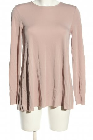 Hallhuber Long-Bluse creme Casual-Look