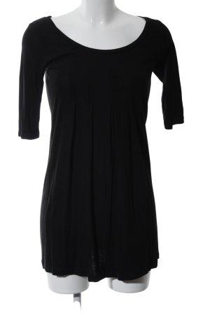Hallhuber Longshirt schwarz Casual-Look