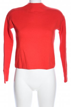 Hallhuber Longshirt rot Casual-Look