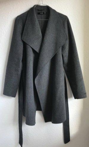 Hallhuber Krótki płaszcz Wielokolorowy Wełna