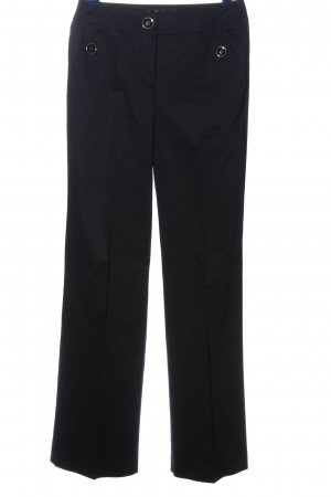 Hallhuber Marlene Trousers blue business style