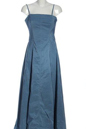 Hallhuber Maxikleid blau Elegant