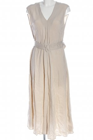 Hallhuber Maxi Dress cream casual look
