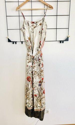 Hallhuber Donna Maxi Dress multicolored viscose