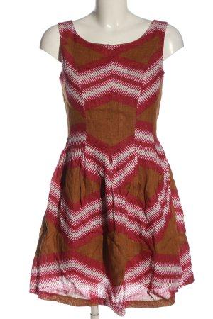 Hallhuber Robe courte imprimé allover élégant