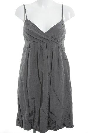 Hallhuber Midi Dress grey elegant