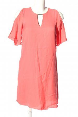 Hallhuber Midikleid pink Casual-Look