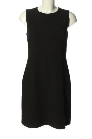 Hallhuber Sukienka midi czarny W stylu casual