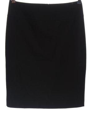 Hallhuber Spódnica midi czarny W stylu casual