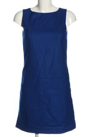 Hallhuber Minikleid blau Business-Look