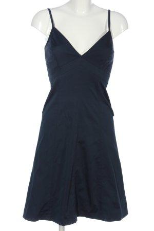 Hallhuber Minikleid blau Casual-Look