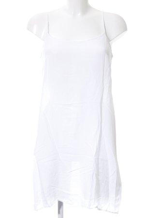Hallhuber Minikleid weiß Elegant