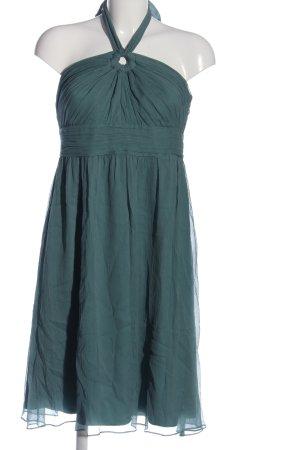 Hallhuber Minikleid hellgrau Elegant