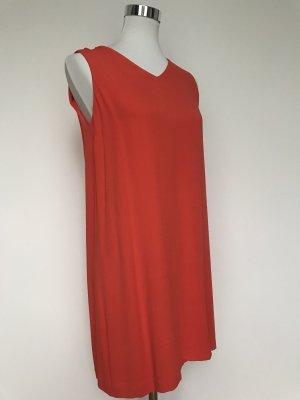 Hallhuber Minikleid, orange, Größe 38