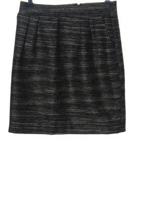 Hallhuber Mini-jupe gris clair style décontracté