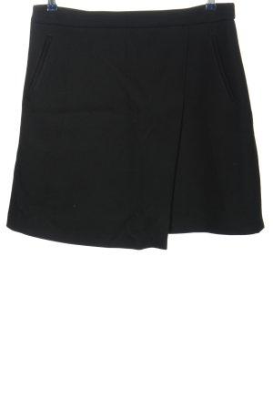 Hallhuber Spódnica mini czarny W stylu casual