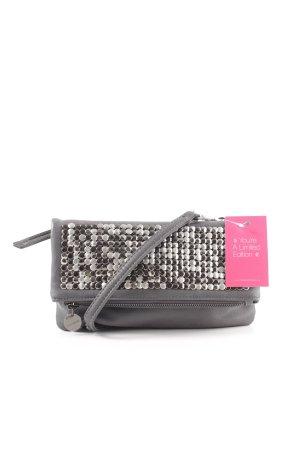 Hallhuber Mini Bag light grey casual look