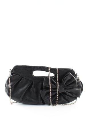 Hallhuber Mini sac noir élégant