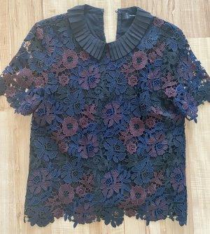 Hallhuber Blouse Shirt multicolored