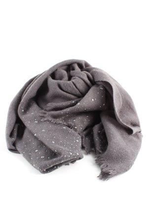 Hallhuber Pashmina grigio chiaro stile casual
