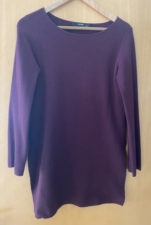 Hallhuber Pullover in bordeaux Gr. XS