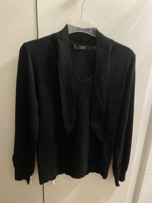 Hallhuber Pullover mit Schleife