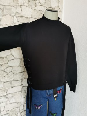 Hallhuber Sweat Shirt black