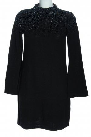 Hallhuber Pulloverkleid schwarz Casual-Look