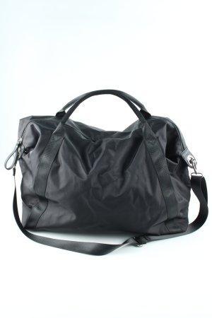 Hallhuber Reisetasche schwarz Casual-Look